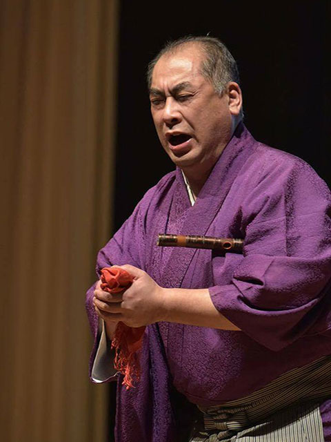 稲荷祭り 横澤和也 石笛
